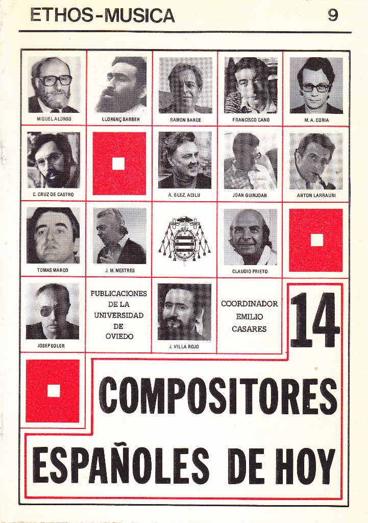 14 compositores